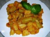 Chicocce e patate