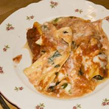 Cannelloni all'anconetana